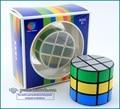 Diansheng forma redonda 3 x 3 x 3 coluna Barrel cubo mágico enigma qi cérebro Teaser brinquedos Magic Speed Cube cabeças brinquedos para crianças