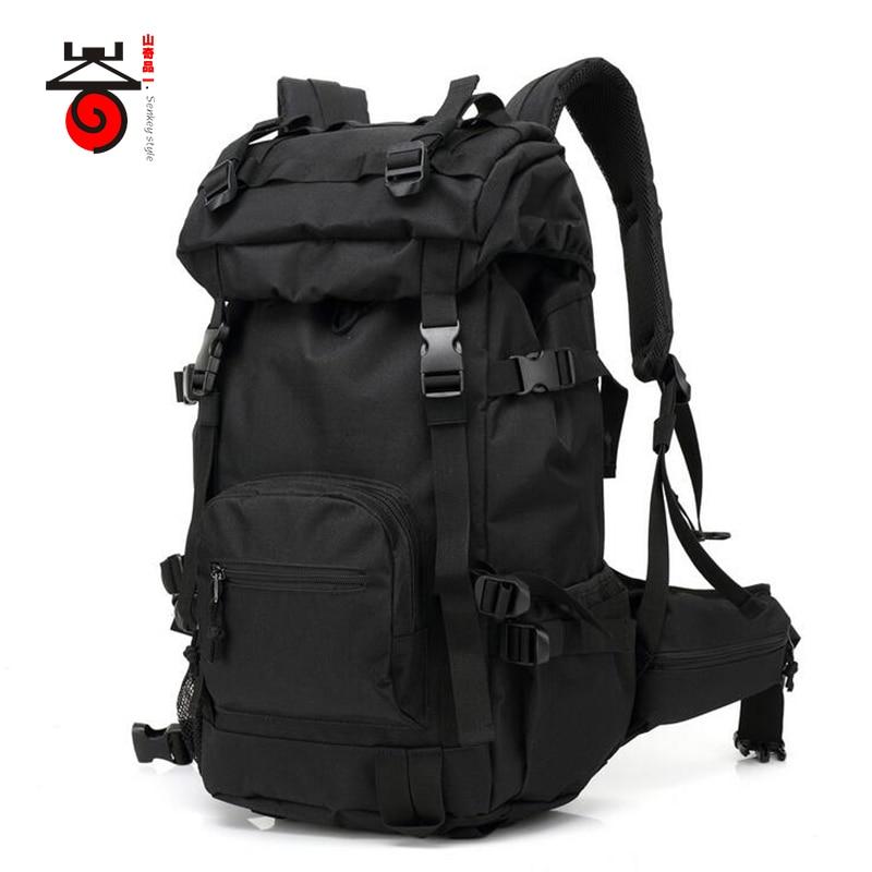 2018 Senkey style Brand Large Capacity Travel Backpack Men Shoulder Bag Male Military Backpacks Waterproof and Durable Rucksack цена и фото