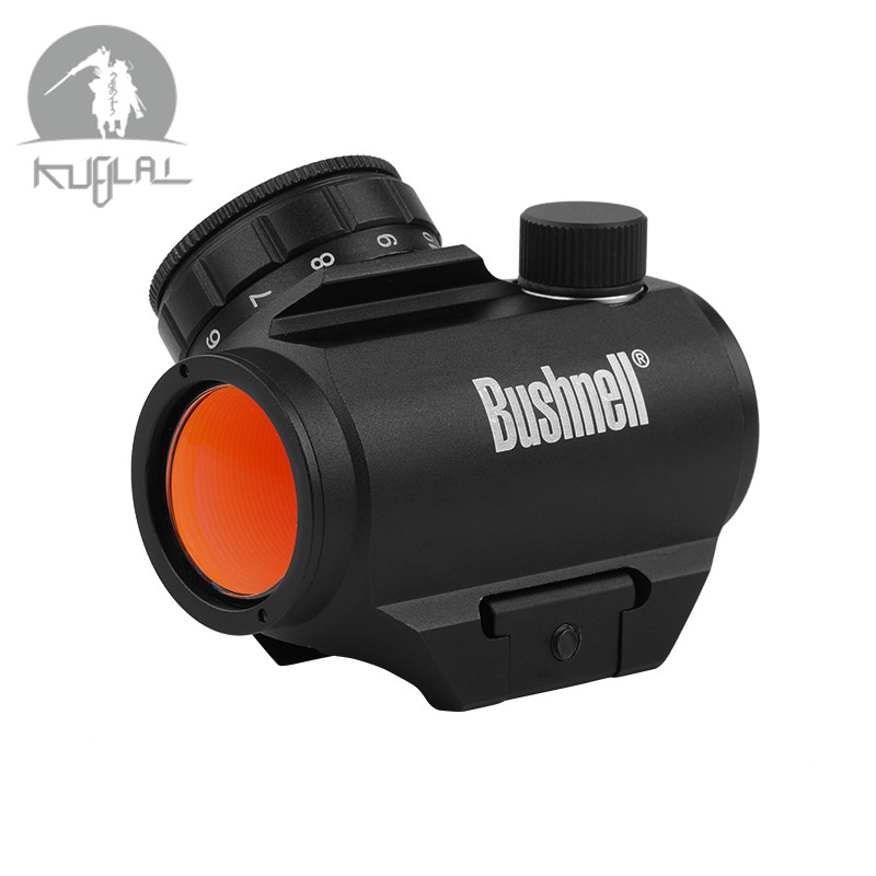 B Ushnell Genuine Original  TRS-25 Red Dot Sight Scope Tactical Hunting Riflescope For Airsoft