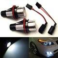 2 Unids LED Ángel Eyes Marcador para BMW E60 E61 520 520d 520i 523i 525i 525 525d