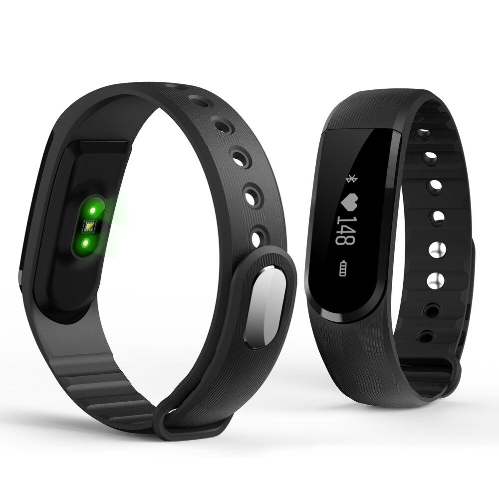 Techase ID101 HR Smart Polsbandje Hartslagmeter Cicret Armband ...