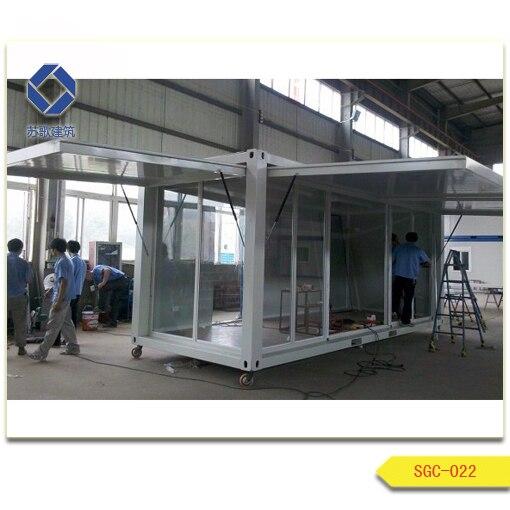 Extensible maison conteneur container maisons for Structure conteneur