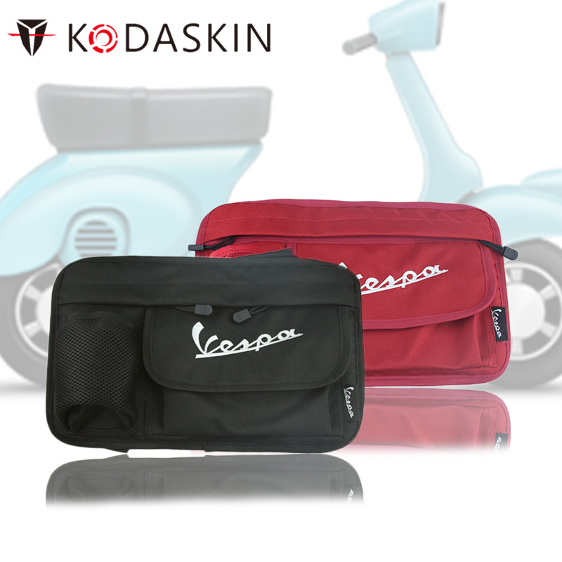 KODASKIN Glove Bags Storage Bag for All Vespa Model GTS LX LXV Sprint Primavera 50 125 250 300  GTS 300ie S 50  Sprint 50  mtkracing parts gas fuel tank filler cap for vespa gts gtv lx primavera sprint motorcycle