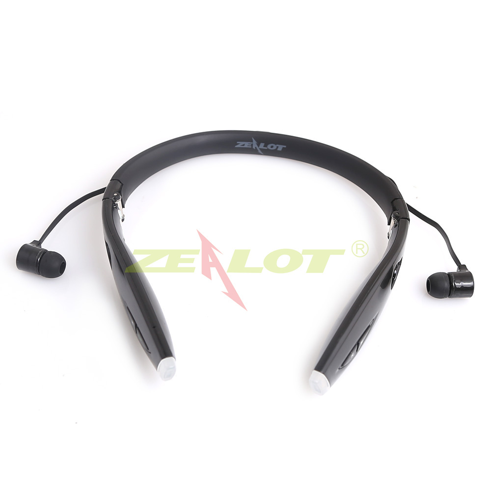 6c31cf96cb8 Zealot H1 Wireless Bluetooth Headphone Sweat Proof FOLDABLE Fashion Sport  Headset Stereo Earphone Headset with Mic-in Earphones & Headphones from  Consumer ...