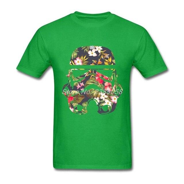 Star Wars Tropical Stormtrooper T-Shirt
