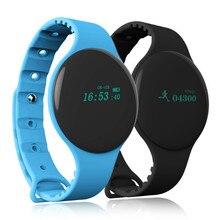 купить 2019 new sports smart bracelet fitness tracker sleep monitoring health sports bracelet Bluetooth pedometer touch screen watch дешево