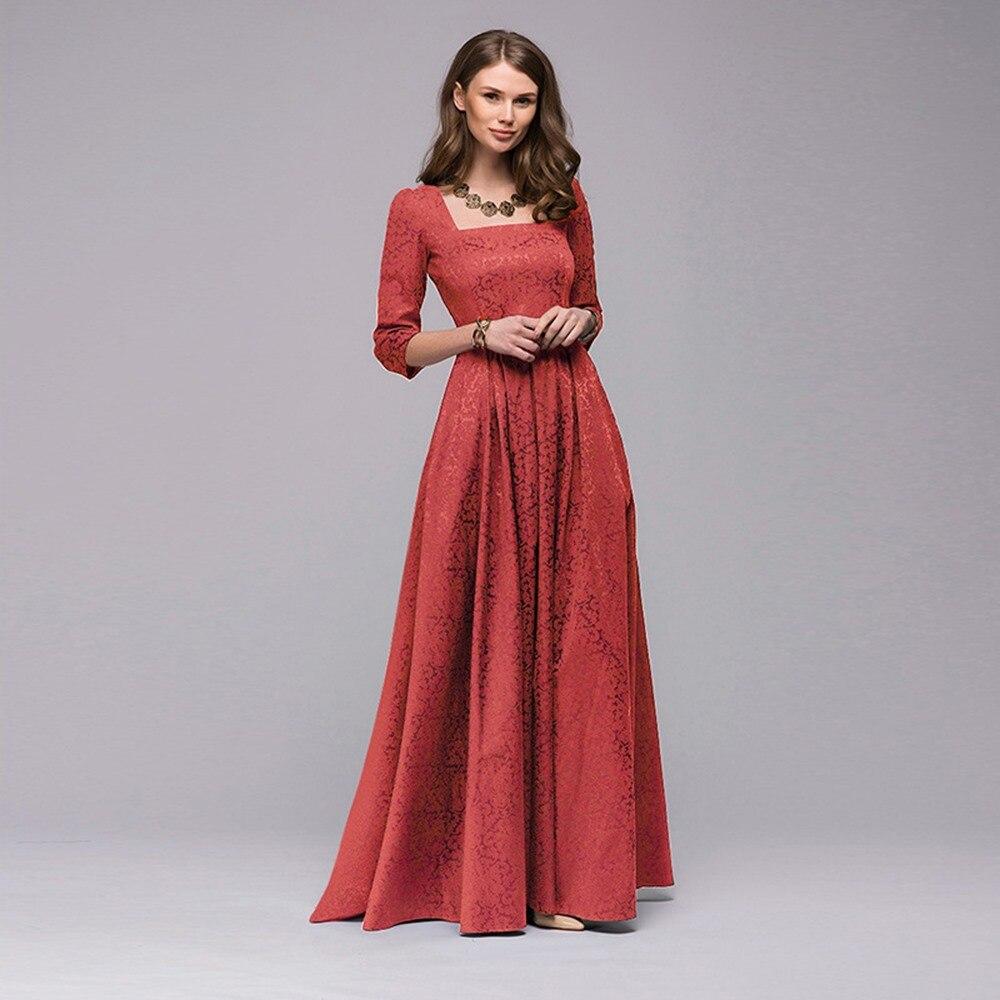 Осень 2018, винтажное элегантное платье размера плюс, для офиса, для женщин, длинные платья, свободные, на молнии, простые, для девушек, вечерние, бежевые, для женщин, милое платье