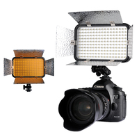 Original Godox LED170II LED Video Light 170 LED Lights Lamp Photographic Lighting 5500~6500K for DSLR Camera Camcorder mini DVR