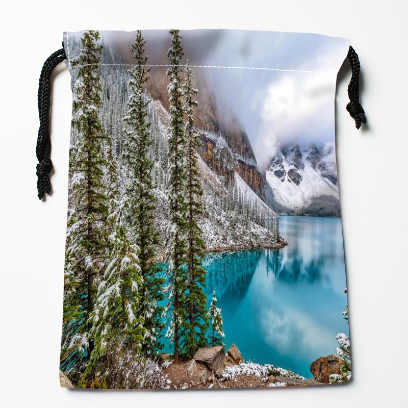 New Custom National Bags Custom Drawstring Bags Printed Gift Bags 27x35cm Compression Type Bags