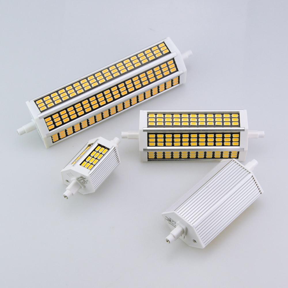 Ammtoo R7s Led Light 78mm 118mm 135mm 189mm Bombilla Led Lamp 10w