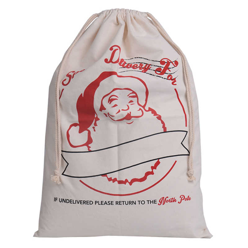 2019 рождественские украшения для домашнего хранения мешочек для сувениров Санта мешки милые фигурки оленя Navidad Семейные чулки сумка для конфет в подарок