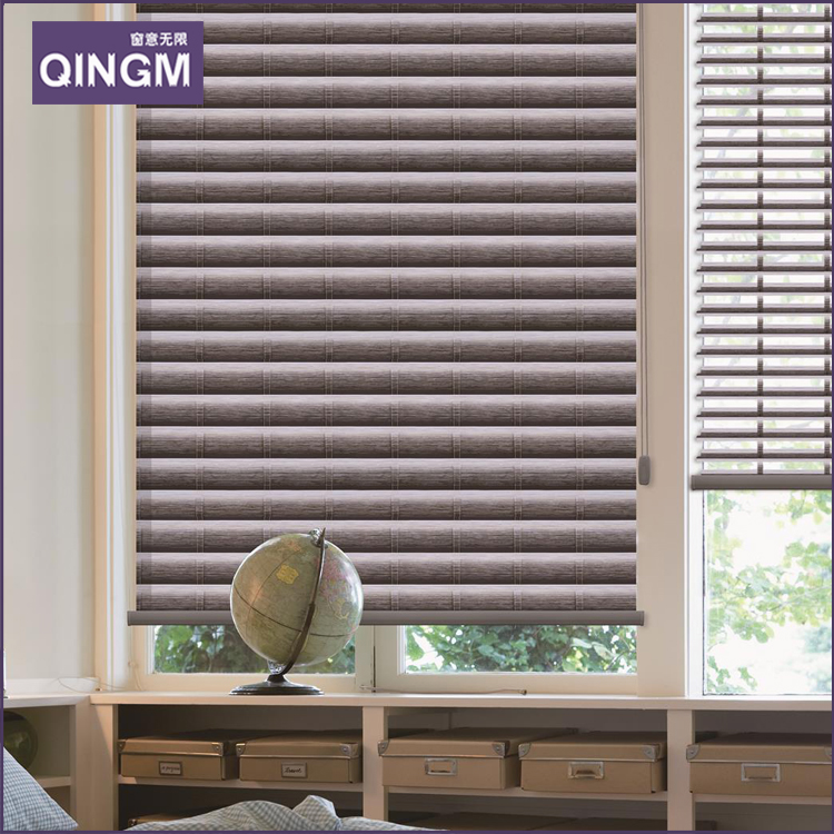 Popular Roller Zebra Blinds For Window Living Room