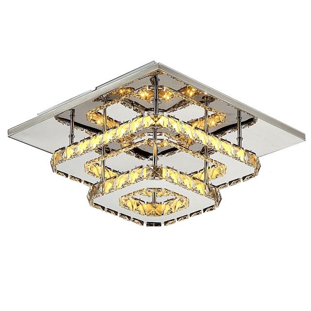 Gratis Verzending Moderne Led Plafond Verlichting Plafondlamp Inbouw ...