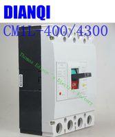 CM1L 400 4300 MCCB 200A 250A 315A 350A 400A Molded Case Circuit Breaker CM1L 100 Moulded