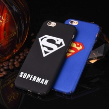 Avengers Superman phone case for iphone brand 7 8 plus xr xs max x 6s marvel captain America ironman hard protective 6