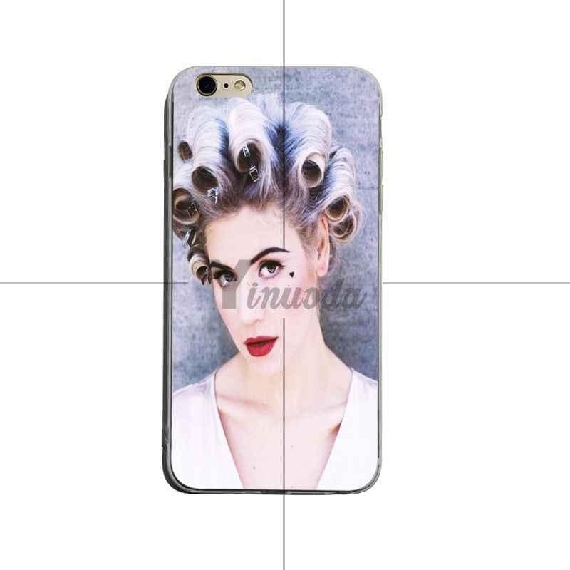 Yinuoda Marina dan Berlian Herat Warna-warni Aksesoris Case untuk iPhone X XS Xsmax XR 8 7 6 S PLUS ponsel
