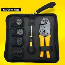 Crimping tool 4 in 1 crimping pliers Multifunctional RV/SV/UT/OT terminal ferrule crimper wire hand alicate crimpador