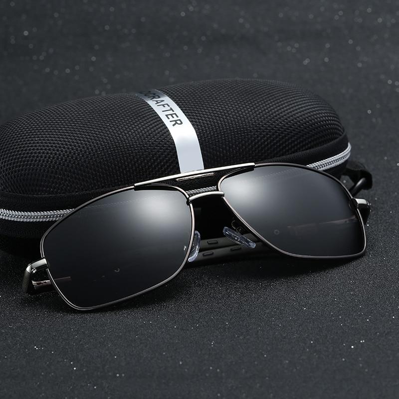 2017 Hot Selling Brand Designer Sunglasses Men Polarized Driving Outdoor Sport Sun Glasses For Men High Quality Gafas De Sol