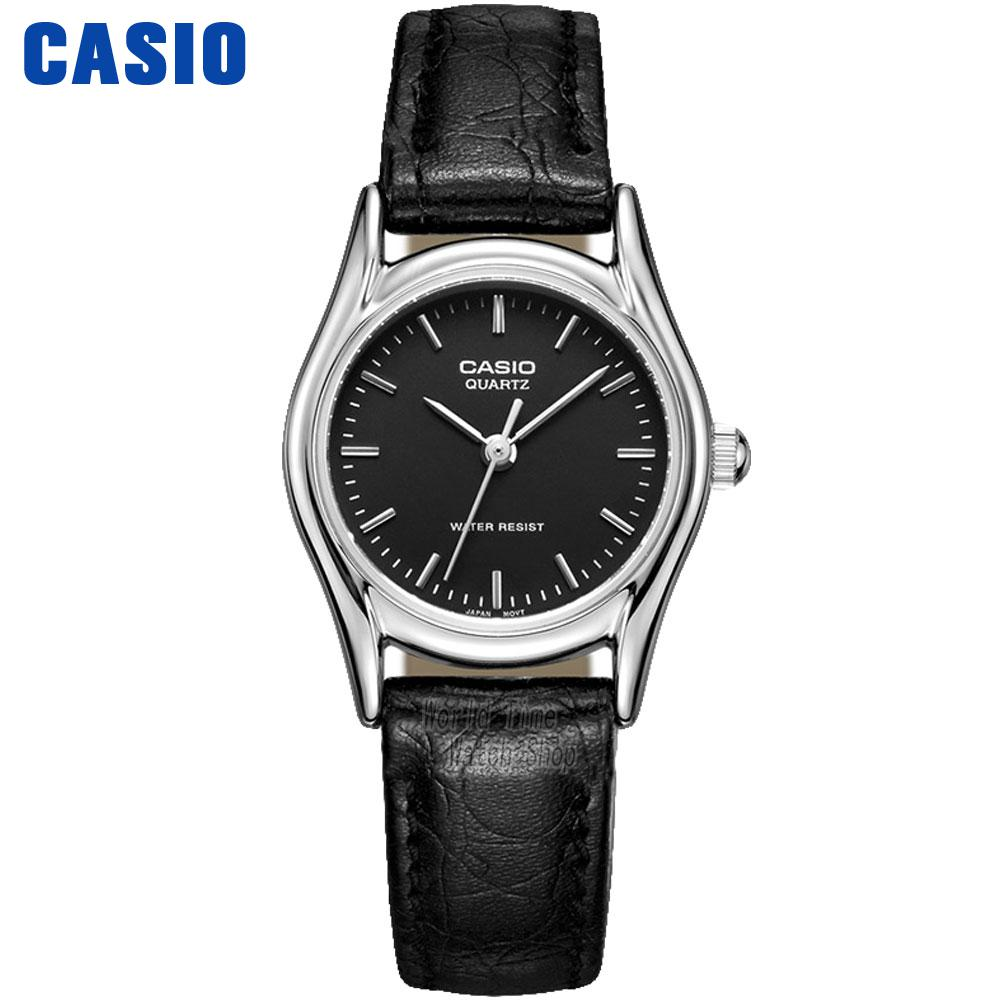 цена Casio watch Simple and comfortable fashion casual ladies watch LTP-1094E-1A LTP-1094E-7A LTP-1094E-7B LTP-1094Q-1A LTP-1094Q-7A онлайн в 2017 году