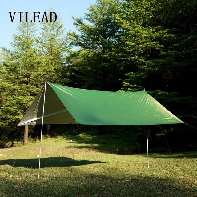 VILEAD 3*3M Outdoor Multifunctional Rainproof Sun Shelter Canopy Shade Tent Moisture-Proof Cover & Aliexpress.com : Buy VILEAD 3*3M Outdoor Multifunctional Rainproof ...