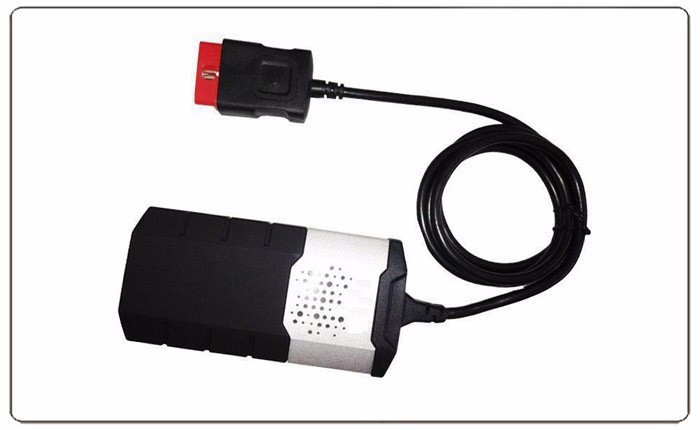 2015 Delphi DS150E New Vci Diagnostic Tool TCS CDP Pro Plus OBD2 LED flight function, DHL - Auto Tools Factory. store
