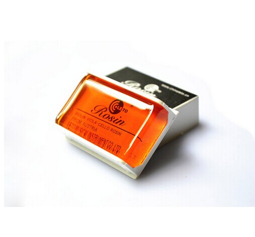 SYDS New HOT Natural Light Amber Rosin Resin For Violin Cello solo Bow student Orchestra Amber High Quality