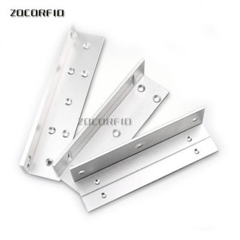 Aluminium alloy ZL Bracket  180KG Magnetic Lock With High Quality holder for locker