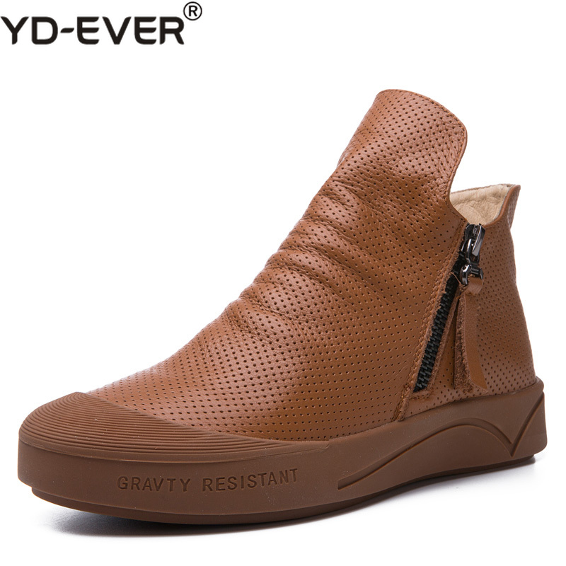 Plat Style Cuir Yd Rond Holes1 short short without Court Holes0 En Doux with Inside1 Chaussures Véritable Holes1 Boot with Inside0 Bottes Bout Holes0 Martin Cheville Without Plush ever Zip Britannique Femmes 6Yyvbf7g