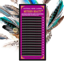 METESEN BEAUTY Natural false Matte eyelashes faux mink eyelash extensions natural eyelashes cilia lashes fullcang diy 5pcs full square diamond embroidery wolf and scenery diamond painting cross stitch 5d mosaic needlework kits d952