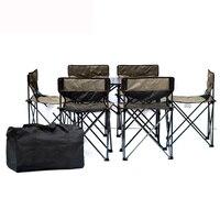 2018 כיסא שולחן מתקפל חיצוני קמפינג פיקניק סגסוגת אלומיניום עמיד קל במיוחד עמיד למים שולחן שולחן שולחן מתקפל עבור