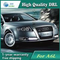 High Quality Daytime Running Light Fog Light High Quality LED DRL Case For Audi A6L 2005