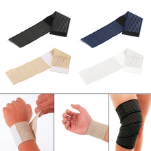 1Pcs Hand Wraps Wrist Strap Weight Lifting Wrist Wraps Crossfit Powerlifting Bodybuilding Breathable Wrist Support