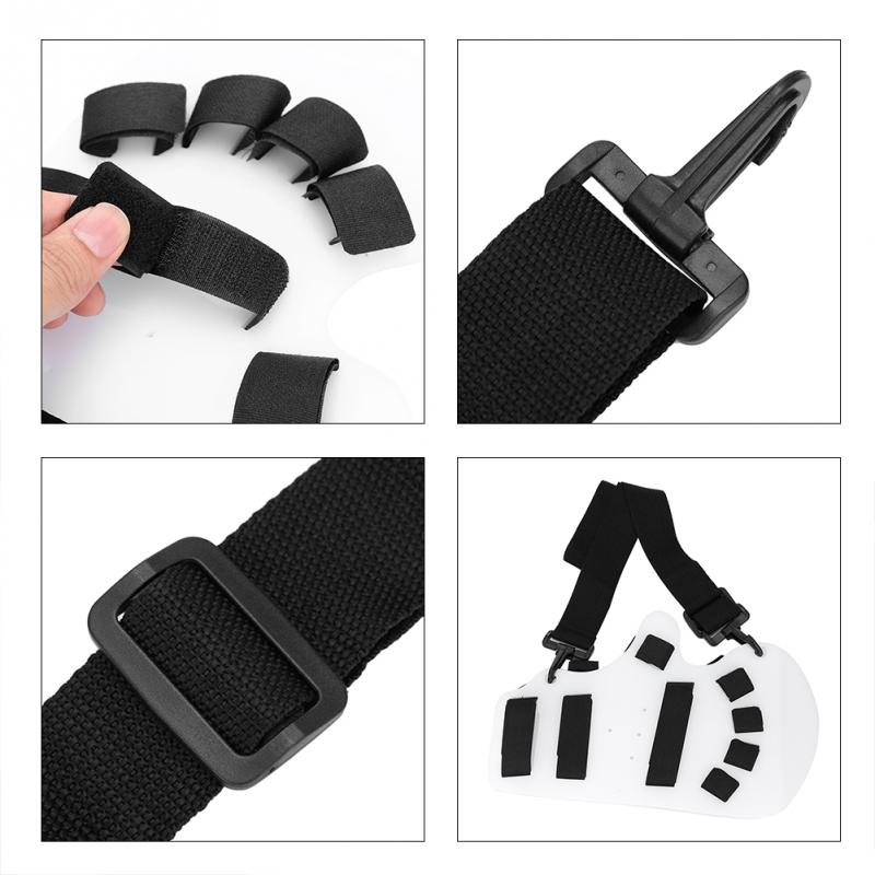 Finger Orthotics Fingerboard With Sling Stroke Hand Splint Training Support Posture Corrector Fingerboard With Sling Orthotics Skin Care Tools Foot Care Tool