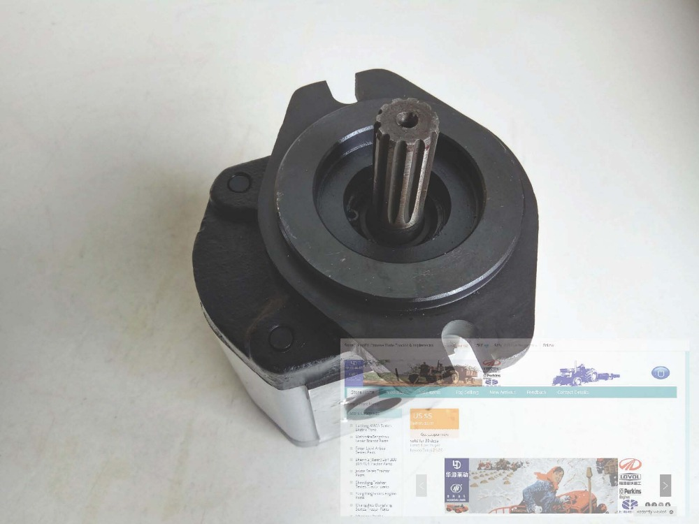 TG1204.581B.1, the gear pump for Foton Lovol TG 1204 1254 series tractor tg1204 487f 1 the combined instrument for foton tg series tractor