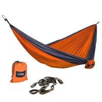 2017 Hot Sell The Cloth Ultra Large 2 People Sleeping Parachute Hammock Chair Hamak Garden Swing