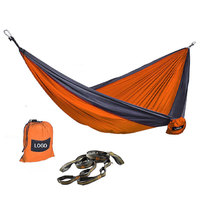 2017 Hot Sell The Cloth Ultra Large 2 People Sleeping Parachute Hammock Chair Hamak Garden Swing