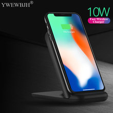 YWEWBJH Qi  Fast Wireless Charger For iPhone X 8 Plus Quick Charge Charging for Samsung Galaxy S8 S9 C