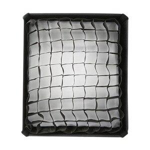 Image 5 - Viltrox VK 60 LED light Softbox Fold Outdoor Reflector Umbrella Diffuser+Carrying Bag for Viltrox VL 40T VL 50T/B VL 60T VL 85T
