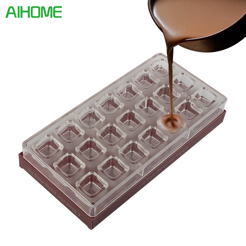 homemade moulds polycarbonate pastry from home plastic diy in on garden tools special item offer baking chocolate diamond