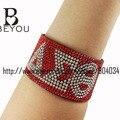 Delta Sigma Theta Sorority Jewelry For Women Crystal Bracelet Wristband women jewelry magnetic buckle WOMAN BRACELET  bracelet