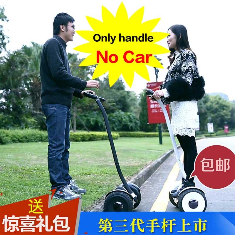 Prix pour Poignée prolongée Contrôle Poignée En Aluminium Long Handbar pour Xiaomi Mini seulement Deux Roues Auto Équilibre Scooter Hoverboard