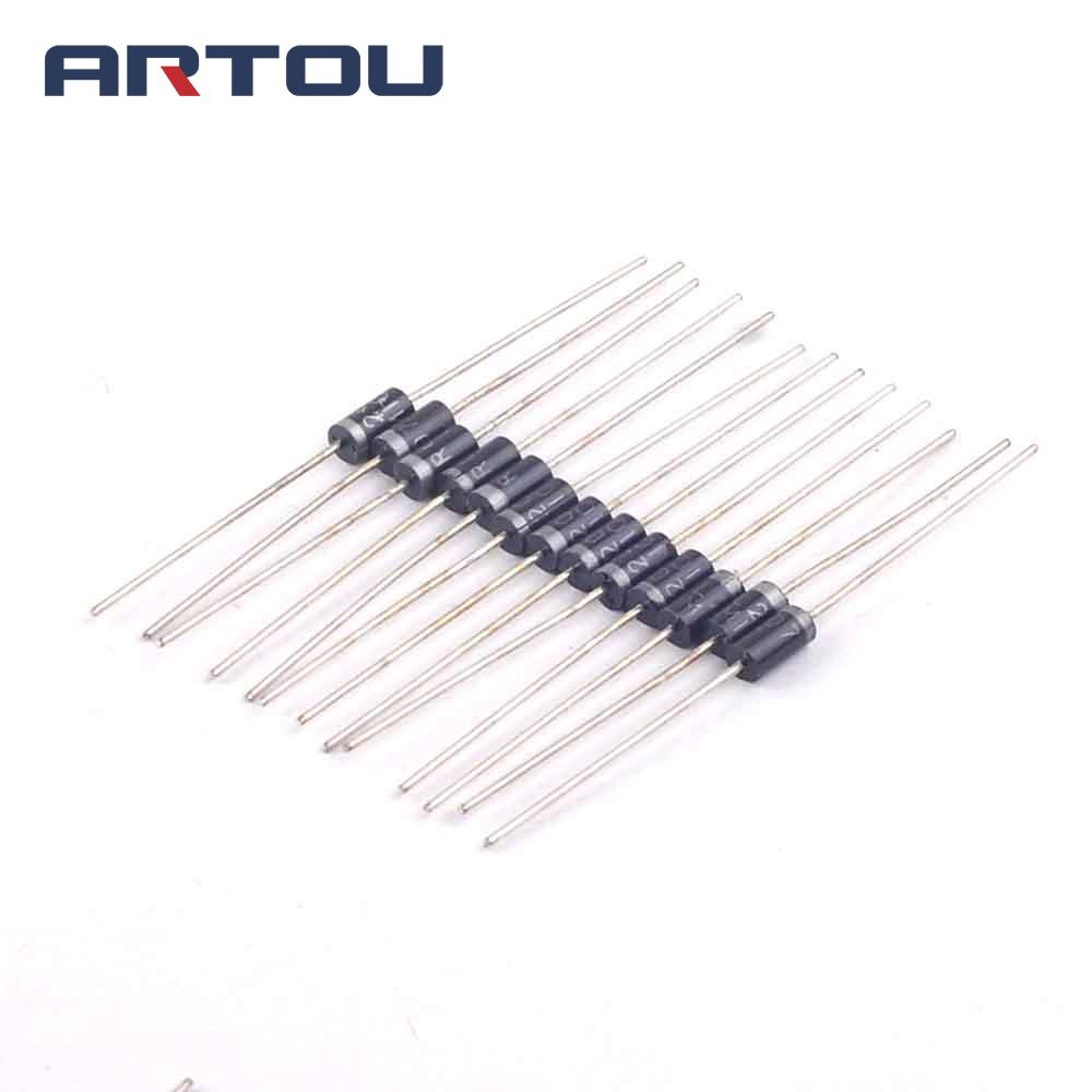 200pcs Rl207 Rectifier Diode 2a 1000v Do 15 In Diodes From Infrared Proximity Switch Sensor Circuit Using A Lm393 Voltage Electronic Components Supplies On Alibaba Group
