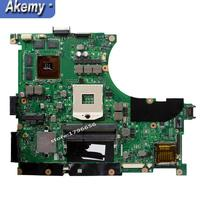 XinKaidi N56VZ/N56VM Laptop motherboard for ASUS N56VB N56VM N56VZ N56VJ N56V Test original mainboard GT650M 2G Support i3 i5 i7
