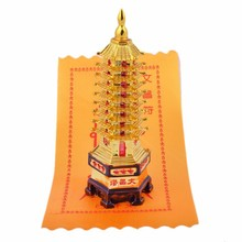 Feng Shui Nine-Level Wen Chang Pagoda for Education