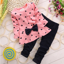 Children Clothing Sets Outfit Costume For Kids Sport Suit Spring Toddler Girls Clothes Tracksuits For Girls Clothing Sets недорого