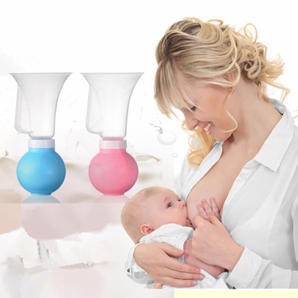 Breastfeeding Manual Nursing Reliever Simple Breast Pumps