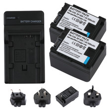 7.4V 850mAh BP-809 BP809 Camera Battery For Canon BP-808 BP808 FS200 FS21 FS22 FS100 FS10 FS11 HF200 HF20 HFS100 HFS10