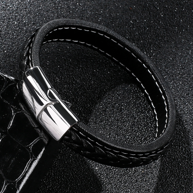 silver-braided-leather-bracelet-1