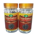 1Bottle Chaga Extract 50% Polysaccharide Capsule 500mg x 90Counts free shipping
