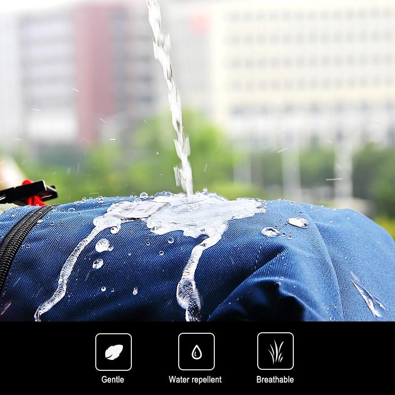 KINGSLONG Travel Men Waterproof Drawstring Bag America Backpack for Laptop Male Large Capacity Bag for Teenagers KLB1342-6 11